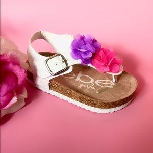 BEBE GIRLS - Rosette Sandal